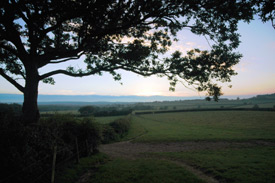 Self Catering accommodation on the Isle of Wight - Kemphill Farm, Ryde Isle of Wight