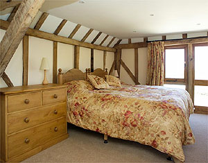 Kemphill Granary - First Floor Bedroom